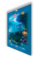 Живой 3D пазл «Акула»