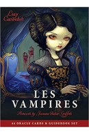 Lucy Cavendish, Jasmine Becket-Griffith «Les Vampires Oracle Cards: Ancient Wisdom and healing messages from the Children of the Night»