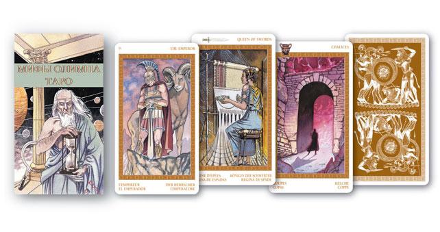 Карты таро миф журнал магия и таро